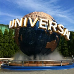 Photo taken at ユニバーサル・スタジオ・ジャパン (Universal Studios Japan / USJ) by Zulfadhli M. on 10/26/2012