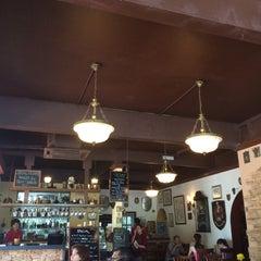 Photo taken at George & Dragon Café by Naz A. on 3/5/2015