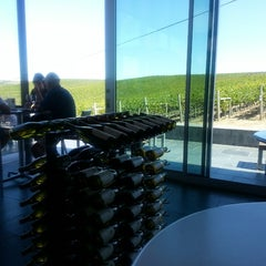 Photo taken at Cuvaison Estate Wines by Arland W. on 9/7/2013