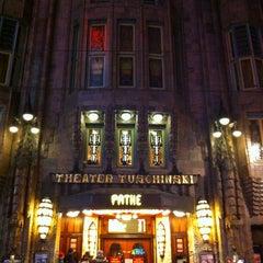 Photo taken at Pathé Tuschinski by Андрей Б. on 12/26/2012