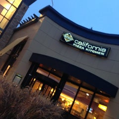Photo taken at California Pizza Kitchen by Autumn R. on 11/27/2012