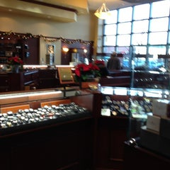 Photo taken at Matheu's Fine Watches by Jay T. on 12/11/2012