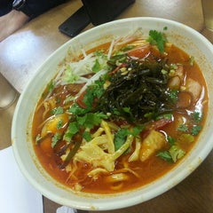 Photo taken at China Town Noodle Bar 中華美食 by Cathleen G. on 10/26/2013