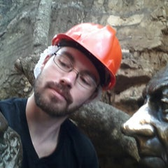 Photo taken at Sterkfontein Caves by Zachary C. on 6/1/2014