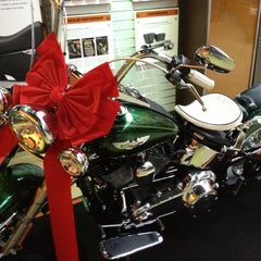 Photo taken at Trev Deeley Motorcycles by Trev Deeley Harley-Davidson P. on 11/18/2012
