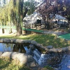 Photo taken at Randalls Island Golf Center by Zia Z. on 9/20/2013