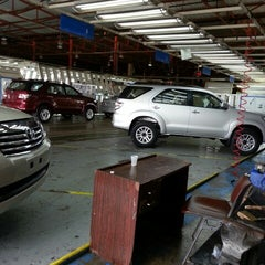 Photo taken at Ensambladora Toyota de Venezuela by Manuel E. on 12/7/2012