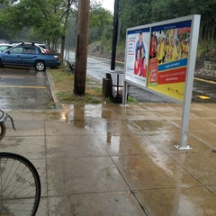 Photo taken at Franklin/Dean College MBTA Station by Amy A. on 7/23/2013