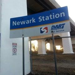 Photo taken at Amtrak/SEPTA: Newark Station by Dennecia C. on 12/3/2012