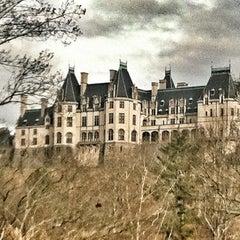 Photo taken at The Biltmore Estate by Rigo R. on 1/29/2013
