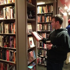 Photo taken at Portsmouth Book & Bar by Bobby L. on 12/9/2012
