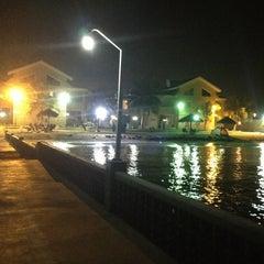 Photo taken at Blue Beach Resorts || شاليهات الشاطئ الأزرق by Abdullah S. on 1/19/2013