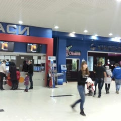 Photo taken at Планета Кіно IMAX by Victoria V. on 12/9/2012