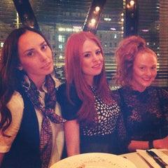 Photo taken at Ресторан «Горки» by Alevtina Z. on 3/22/2013