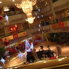 Photo taken at Crowne Plaza Shanghai | 上海银星皇冠酒店 by Edward D. on 12/6/2012