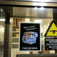 Photo taken at White Castle by Antoinette C. on 12/29/2012