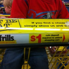 Photo taken at Jesse & Kelly's No Frills by Phil S. on 5/18/2013