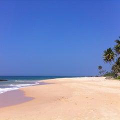 Photo taken at Dream Beach Resort by Alex K. on 12/31/2013