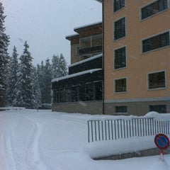 Photo taken at Waldhotel National by Ole P. on 12/6/2012