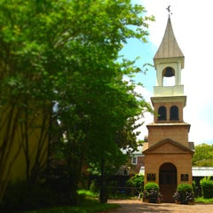 Photo taken at College of Charleston by John S. on 6/23/2013