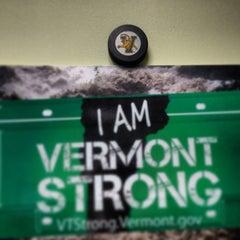 Photo taken at Vermont DMV by Michael on 11/1/2013