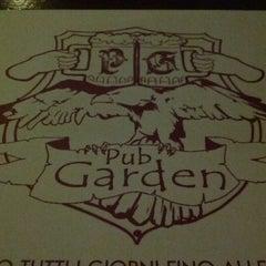 Photo taken at Garden Pub by Alessio B. on 8/23/2012