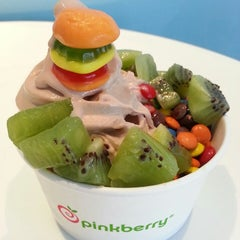 Photo taken at Pinkberry by Chris S. on 9/15/2013