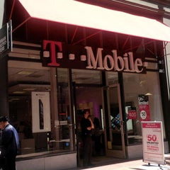 Photo taken at T-Mobile by Sifiso M. on 6/14/2013
