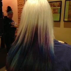 Photo taken at Vive Day Spa & Salon by Lori W. on 1/29/2013