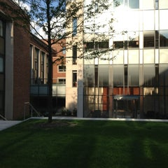 Photo taken at Steinberg Hall - Dietrich Hall by Lane R. on 8/2/2013