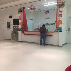 Photo taken at Albaraka Bank Ramli Mall by Sayed Maitham A. on 3/7/2015