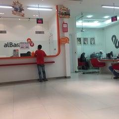 Photo taken at Albaraka Bank Ramli Mall by Sayed Maitham A. on 9/13/2015