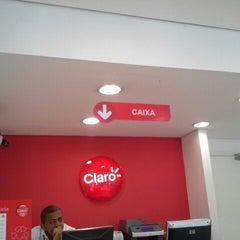 Photo taken at Claro S/A São Paulo itaim bibi by Harry on 1/18/2013