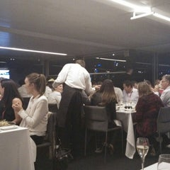 Photo taken at Carousel Restaurant by Ian B. on 3/16/2014