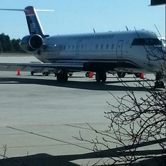 Photo taken at Flagstaff Pulliam Airport (FLG) by Brianna P. on 3/6/2013