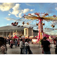 Photo taken at Houston Livestock Show and Rodeo by Paul D. on 3/11/2013