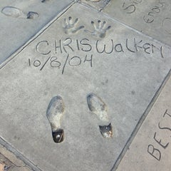Photo taken at TCL Chinese Theatre by Brad H. on 2/22/2013