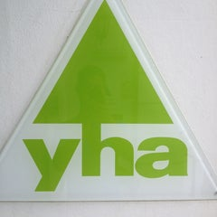 Photo taken at YHA Earl's Court by Steve K. on 7/26/2013