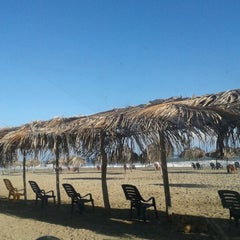 Photo taken at Playa Pelúa by Jess C. on 2/2/2013