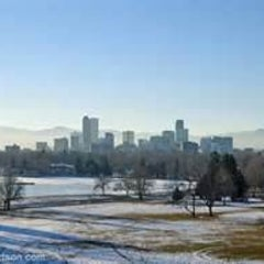 Photo taken at City of Denver by Natalie H. on 12/22/2012