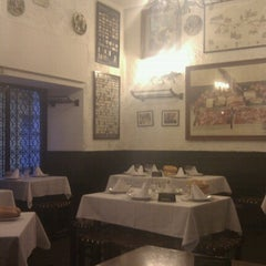 Photo taken at Taberna Toscana by Petr S. on 1/4/2013