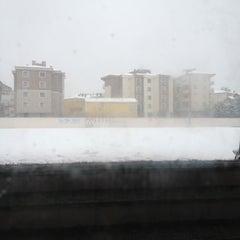 Photo taken at Kartal Bulvar Stadı by Ertug E. on 12/20/2012