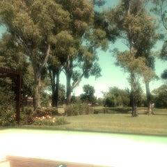 Photo taken at Club de Campo Los Pinguinos by Martina D. on 12/2/2012