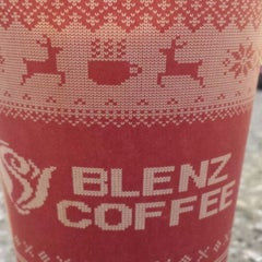 Photo taken at Blenz Coffee by Hans L. on 12/19/2013