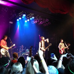 Photo taken at Virgin Mobile Mod Club by HMV Canada on 10/21/2012