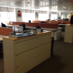 Photo taken at Pearson HQ by Sebastián M. on 6/10/2015