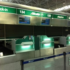 Photo taken at Terminal 1 by Sonia on 5/12/2013