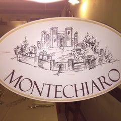 Photo taken at Trattoria Montechiaro by Sonia on 2/15/2015