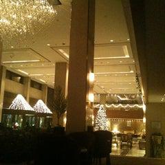 Photo taken at Athens Ledra Hotel by Stefania B. on 1/4/2013