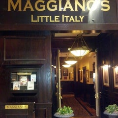 Photo taken at Maggiano's Little Italy by Ricardo B. on 10/2/2012